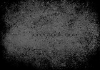 old gray grunge background
