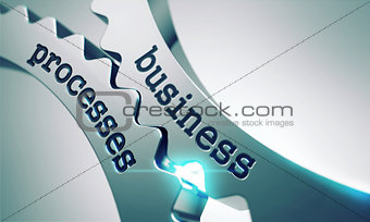 Business Processes on the Gears.