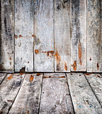 vintage wooden background