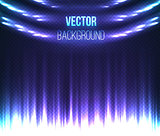 Abstract equalizer vector background