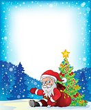 Image with Santa Claus theme 3