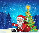 Image with Santa Claus theme 4