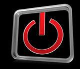 A power button