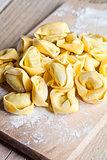 uncooked tortellini