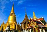 Wat pra kaew, Grand palace ,Bangkok,Thailand.