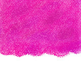Pink chalk pastels background