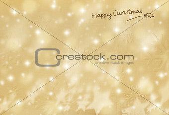 Beautiful Christmas card