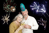 Seniors Celebrate New Years