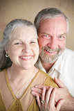 Traditional Christian Marriage - Seniors