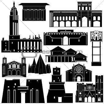 Architecture of the world-4