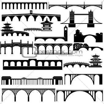 Architecture. Bridges