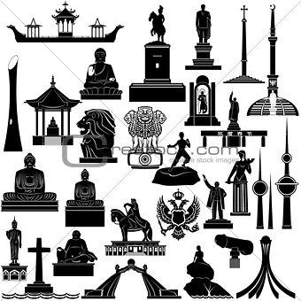 Architecture. Monuments