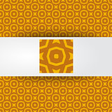 Seamless texture, endless pattern.