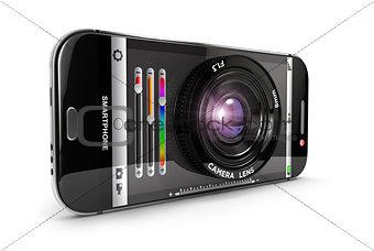 3d smartphone camera