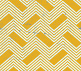 Vintage geometric pattern with dirt texture, vector old style ba