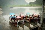 Thai Long tailed boat
