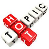 Hot topic buzzword