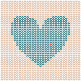 Heart Made Of Little Hearts