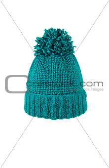 knitted hat handmade