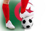 Algeria soccer player