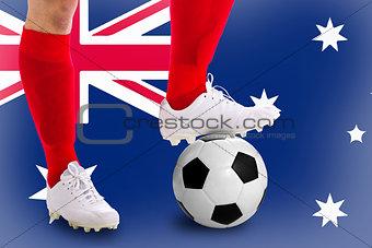Australia soccer player