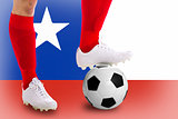 Chile soccer player