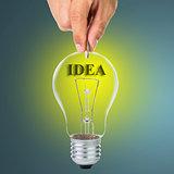 Deposit your idea
