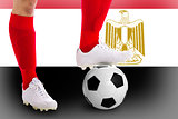 Egypt soccer player