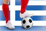 Greece soccer player