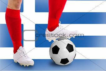 Greece soccer player