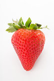 Strawberries berry isolated
