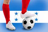 Honduras soccer player
