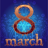 eight march womans day