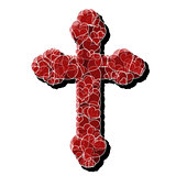 Cross of love