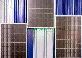 Modern solar cell