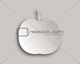 Apple paper style