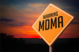 MDMA on Warning Road Sign.