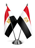 Egypt - Miniature Flags.
