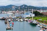 Batumi seaport