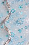 Silver decorative Ribbon