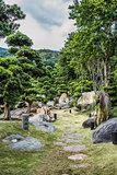 garden Chi Lin Nunnery Kowloon Hong Kong