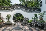 bonsai garden Kowloon Walled City Park Hong Kong