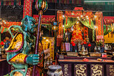 shrine Tin Hau Temple Tsim Sha Tsui Kowloon Hong Kong