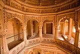 amar sagar temple jaisalmer india