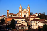 Igreja de Nossa Senhora do Carmo church Ouro Preto Brazil