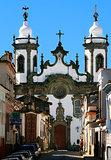 Sao Joao del Rei church Minas Gerais Brazil