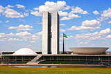 National Congress of brazil brasilia