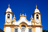 Matriz de Santo Antonio church of tiradentes minas gerais brazil