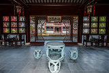 Wen Miao confucius temple Shanghai China