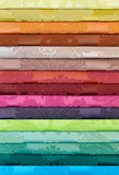 Colorful Drapery Background